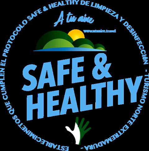 Protocolo de limpieza FREEVIRUS ANTICOVID-19 Save&Healthy