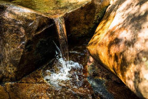 Agua de arroyo